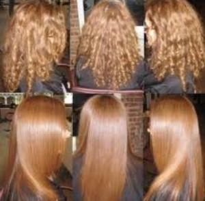 saç düzleştirici saçı dökermi