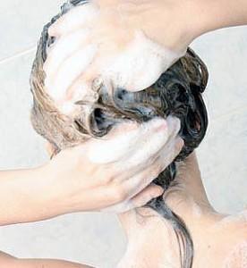 şampuan nasıl kullanılır